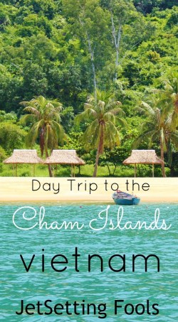 Day Trip to the Cham Islands Vietnam JetSetting Fools