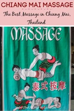 Chiang Mai Massage by JetSettingFools.com