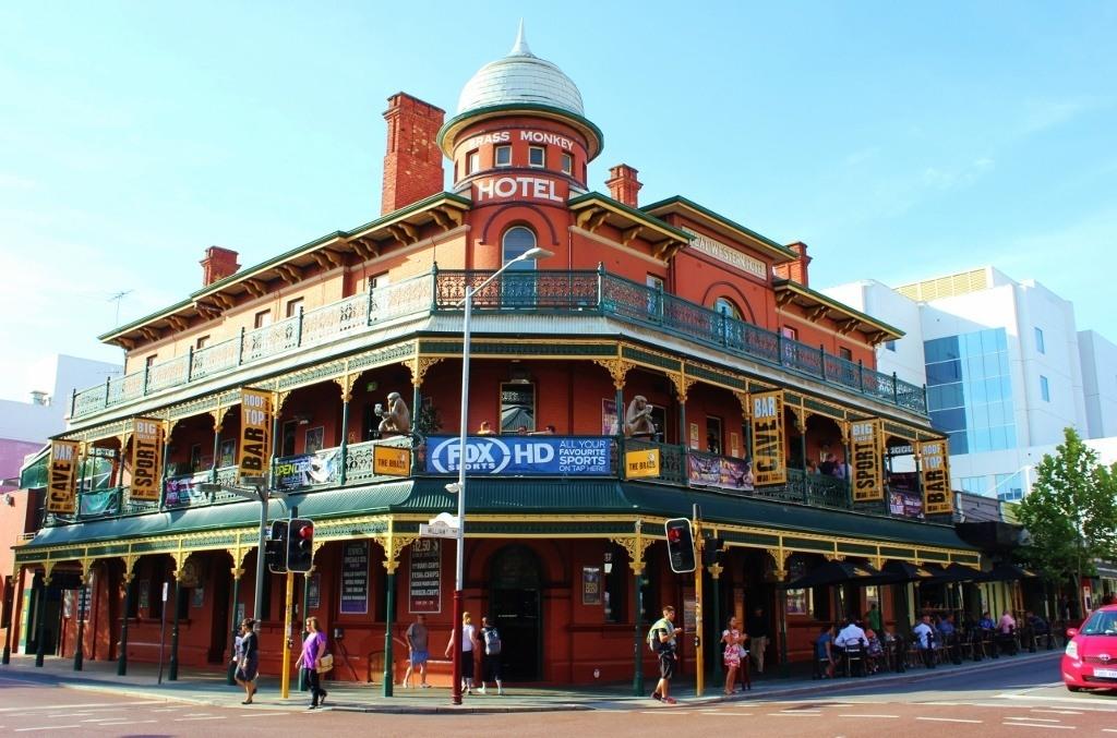 Historic-turned-trendy pubs in Northbridge
