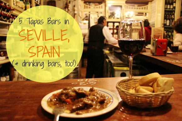 5 Tapas Bars in Seville, Spain