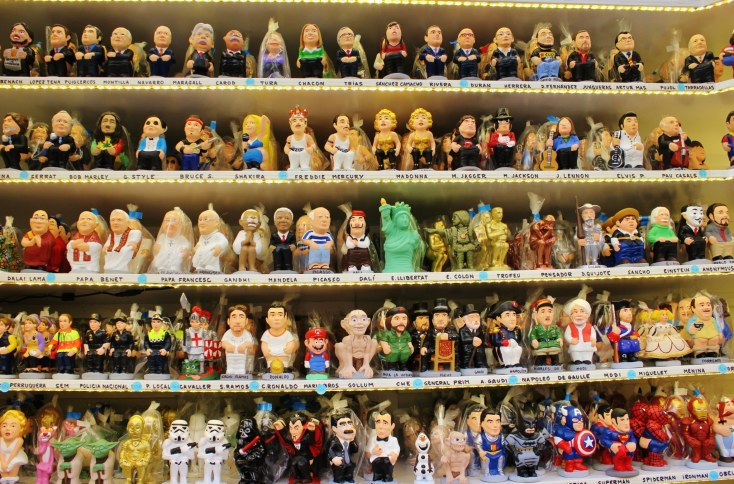 Famous Caganers
