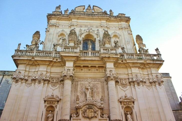 Chiesa di San Giovanni Battista Church in Lecce, Italy