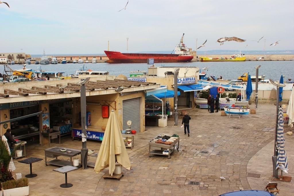 Day Trip To Gallipoli, Italy Harbor