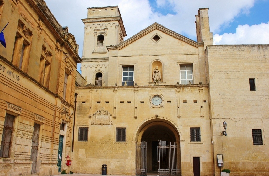 Lecce Italy Churches Must See