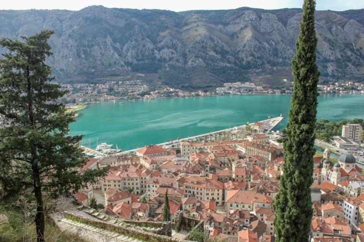 Hiking In Kotor, Montenegro