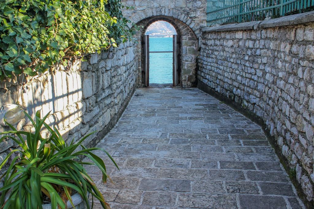 Path to Sea, Budva, Montenegro