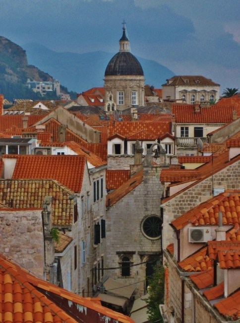 The rooftops of Dubrovnik, Croatia JetSettingFools.com