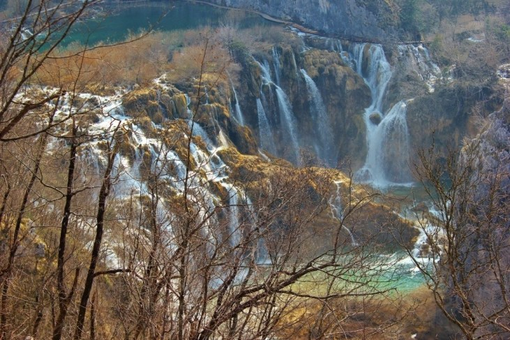 Plitvice Lakes photos: Sun shines on the stunning falls