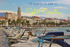 10 Sights to See in Split, Croatia JetSettingFools.com