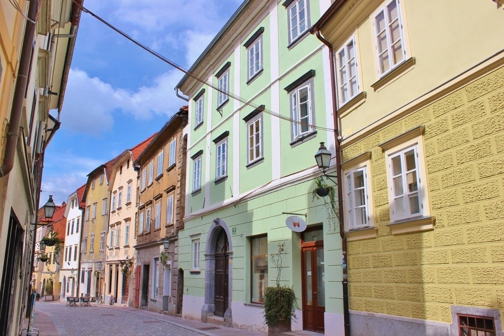 What to see in Ljubljana: Upper Town
