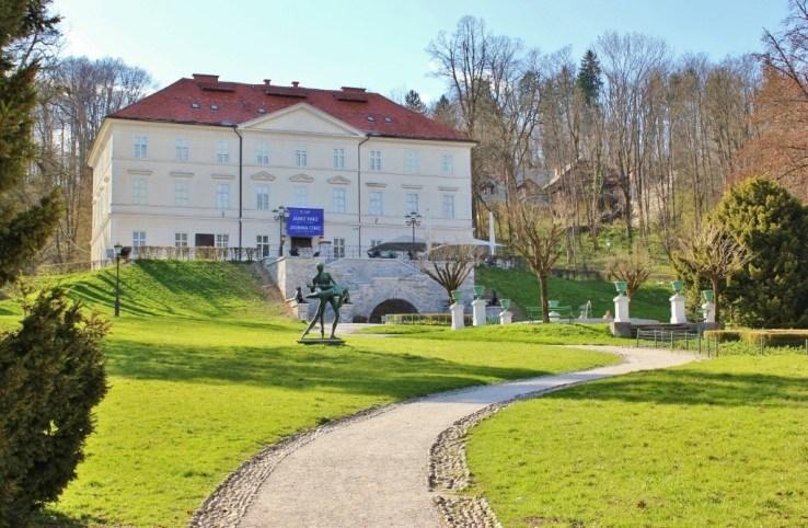 What to see in Ljubljana: Tivoli City Park
