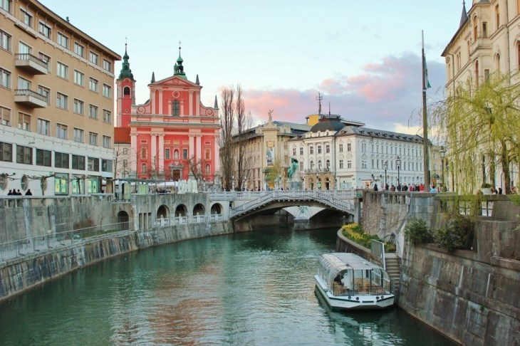 What to see in Ljubljana: Experience the city!