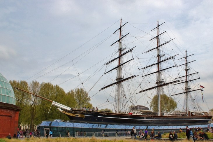 Cutty Stark, Greenwich London