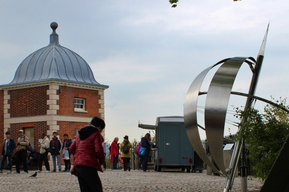A day in Greenwich, London: The symbolic Prime Meridian