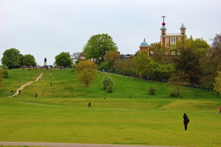 A day in Greenwich, London: We spent time in Greenwich Park