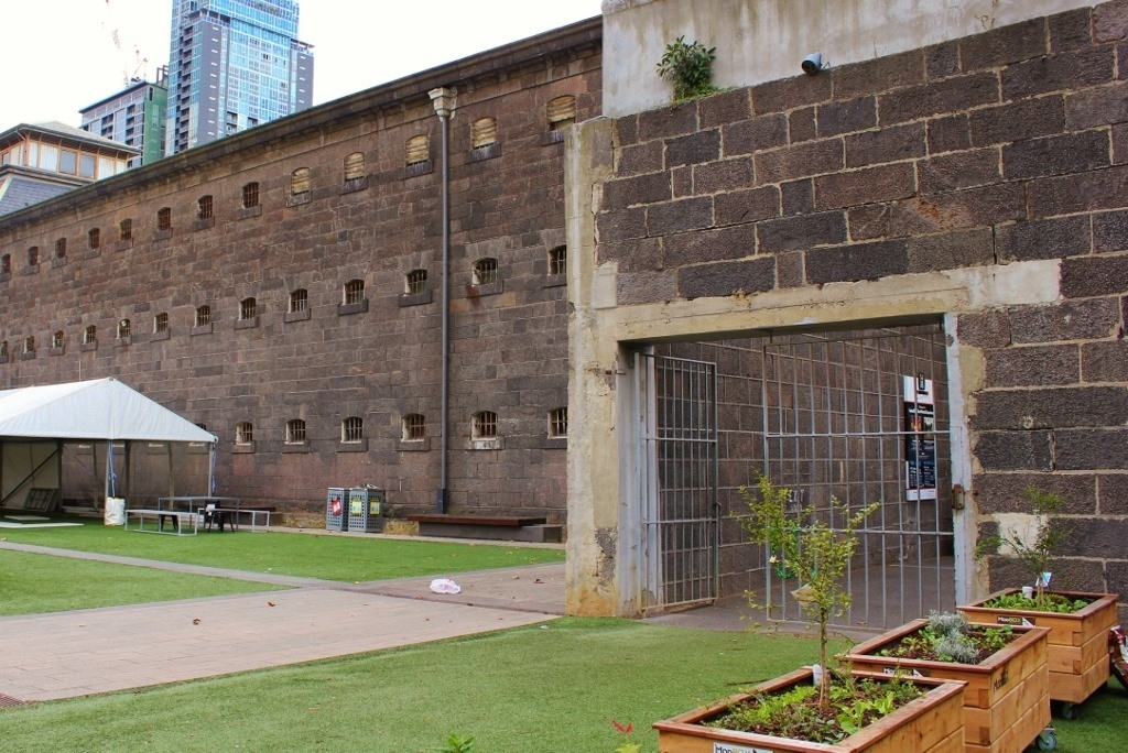 Old Jail Melbourne, Australia