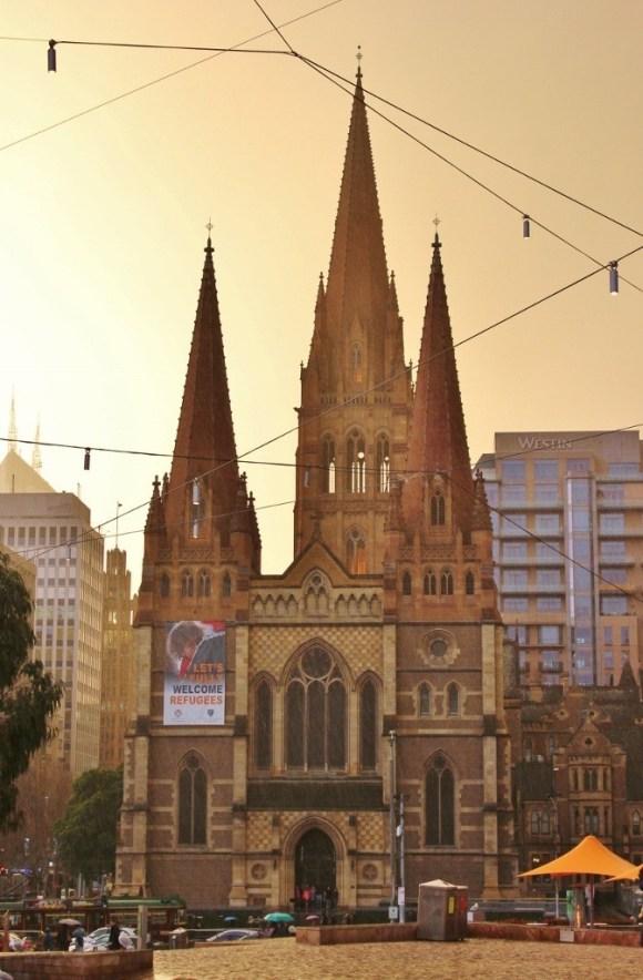 Churches in Melbourne, Australia