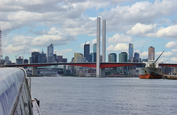 Bolte Bridge, Melbourne, Australia