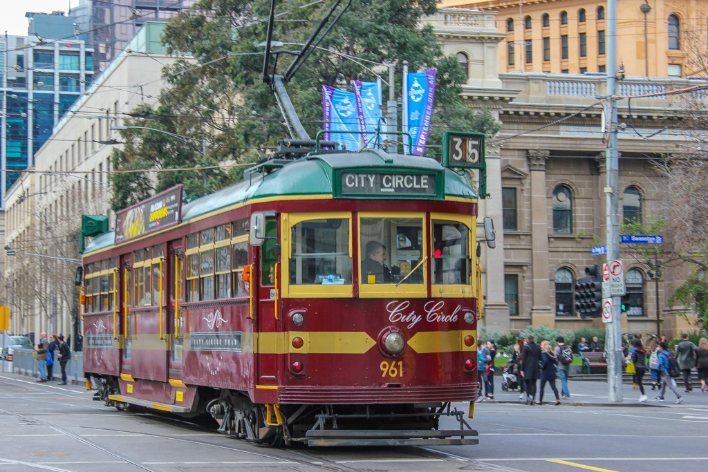 Free Tram 35