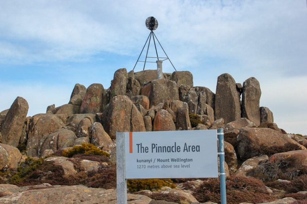 The Peak Area, Hobart, Tasmania, Australia