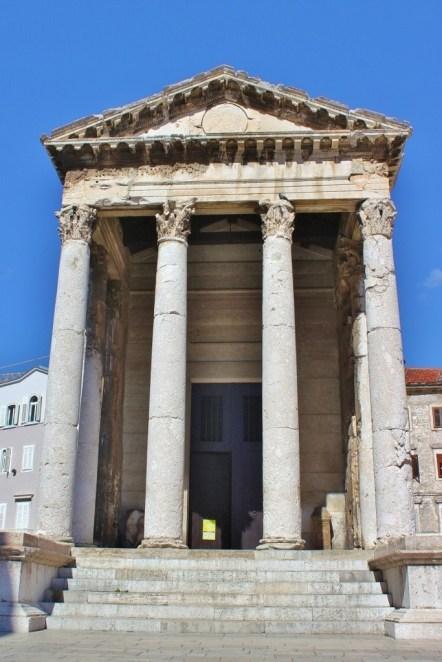 Roman Ruins, Pula, Croatia