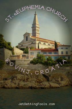 St. Euphemia Rovinj Church by JetSettingFools.com
