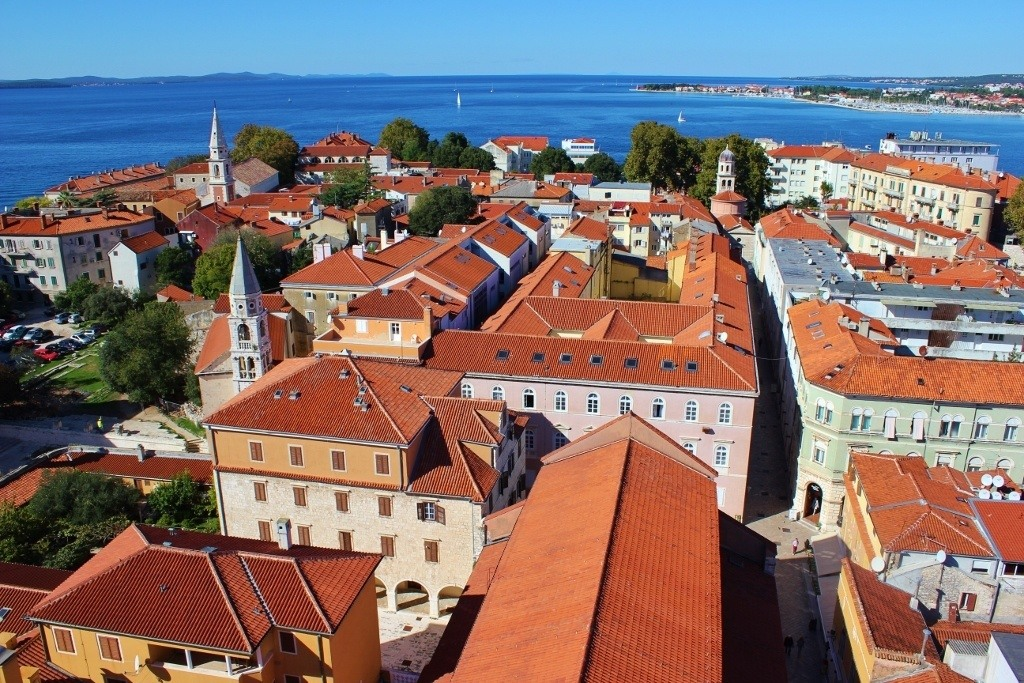 Self Guided Walking Tour, Zadar, Croatia