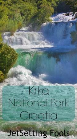 Krka National Park Croatia JetSetting Fools