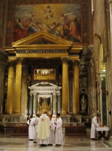 San Giovanni in Laterano Cathedral Church of Rome and seat of Pope in Rome, Italy