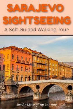 Sarajevo Sightseeing Free Walking Tour by JetSettingFools.com