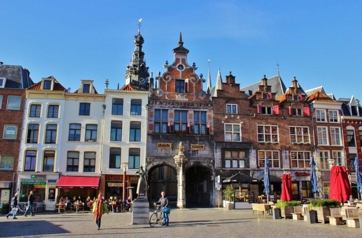 Nijmegen Netherlands Grote Markt