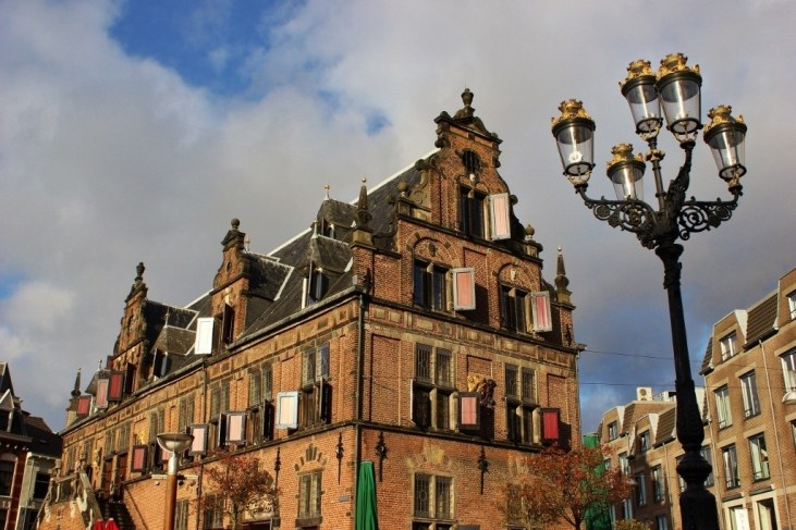 Nijmegen Netherlands Waag The Weigh House