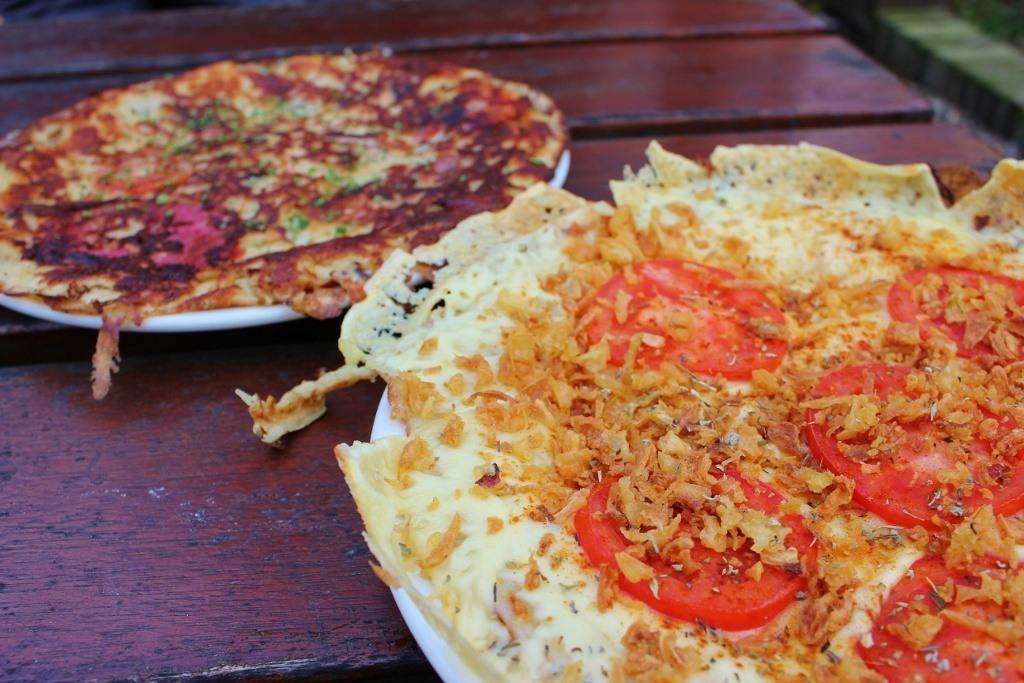 Dutch Cuisine - Pannenkoeken - Pancakes JetSetting Fools