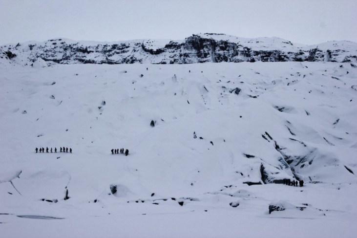 Iceland's South Coast Solheimajokull Glacier JetSetting Fools