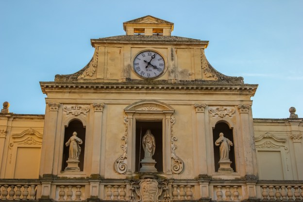 Caritas Diocesana in Lecce, Italy