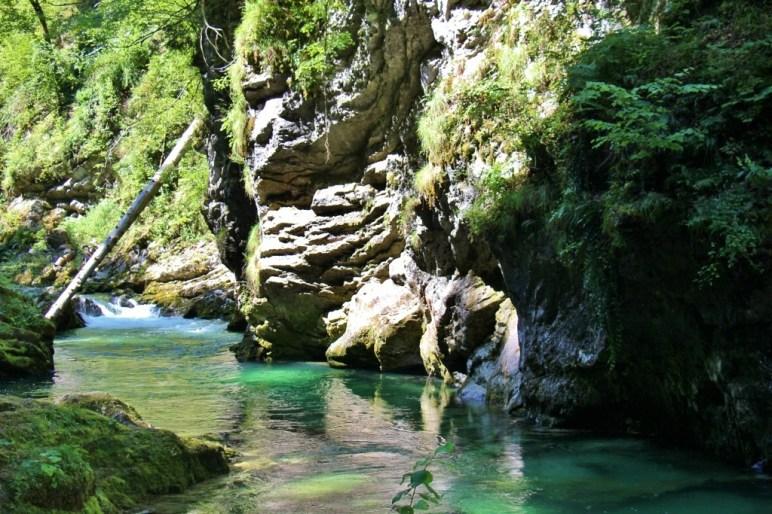 Radovna River and Vintgar Gorge