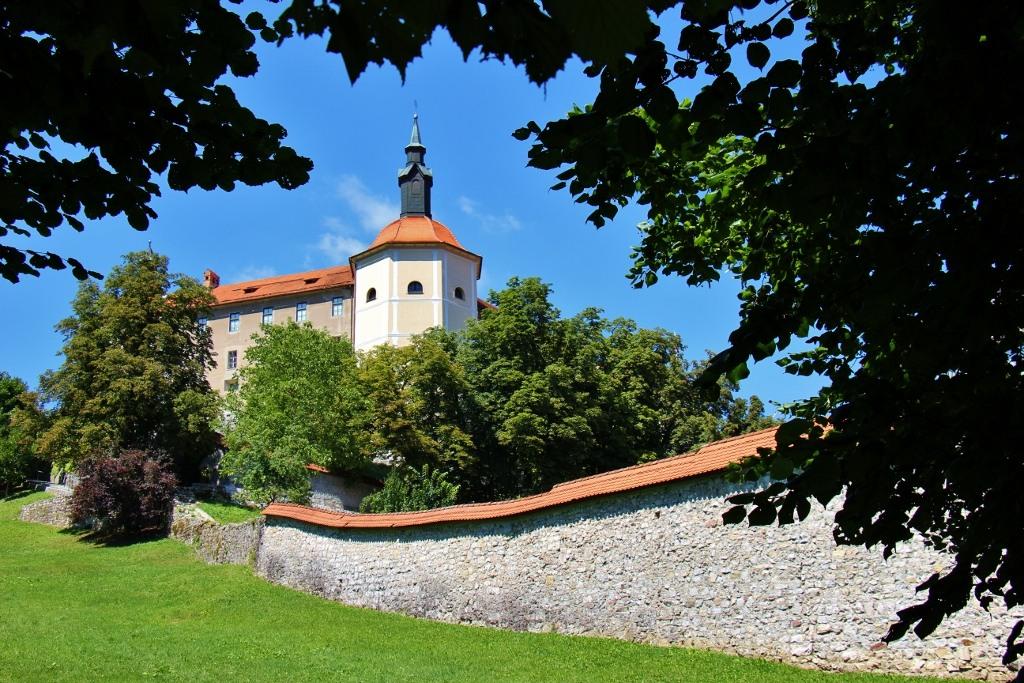The Castle of Skofja Loka and Town Walls are two sights in Skofja Loka