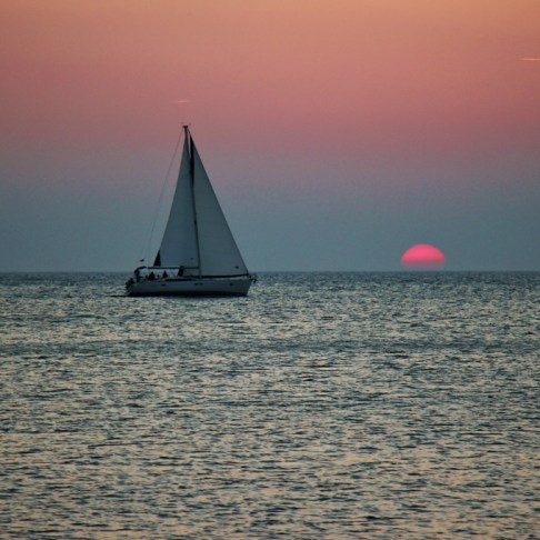 sailing-into-the-sunset-piran-slovenia