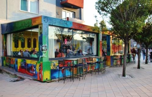 Apartment 196 bar and cafe in Prishtina, Kosovo