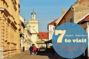 7 Super Reasons to Visit Osijek, Croatia JetSettingFools.com