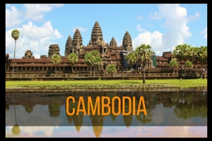 Cambodia Travel Guides by JetSettingFools.com