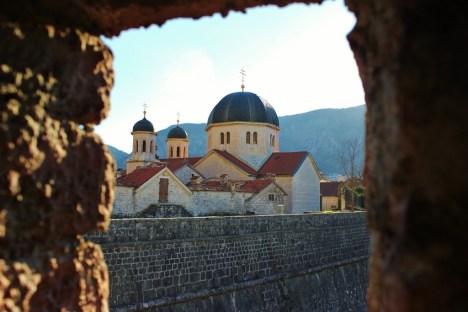 St. Nicholas Orthodox Church in Kotor, Montenegro