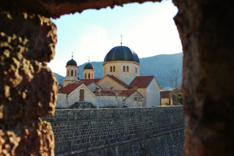 St. Nicholas Orthodox Church in Kotor, Montenegro