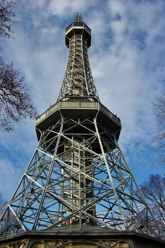 Petrin Tower in Prague, Czech Republic, JetSettingFools.com