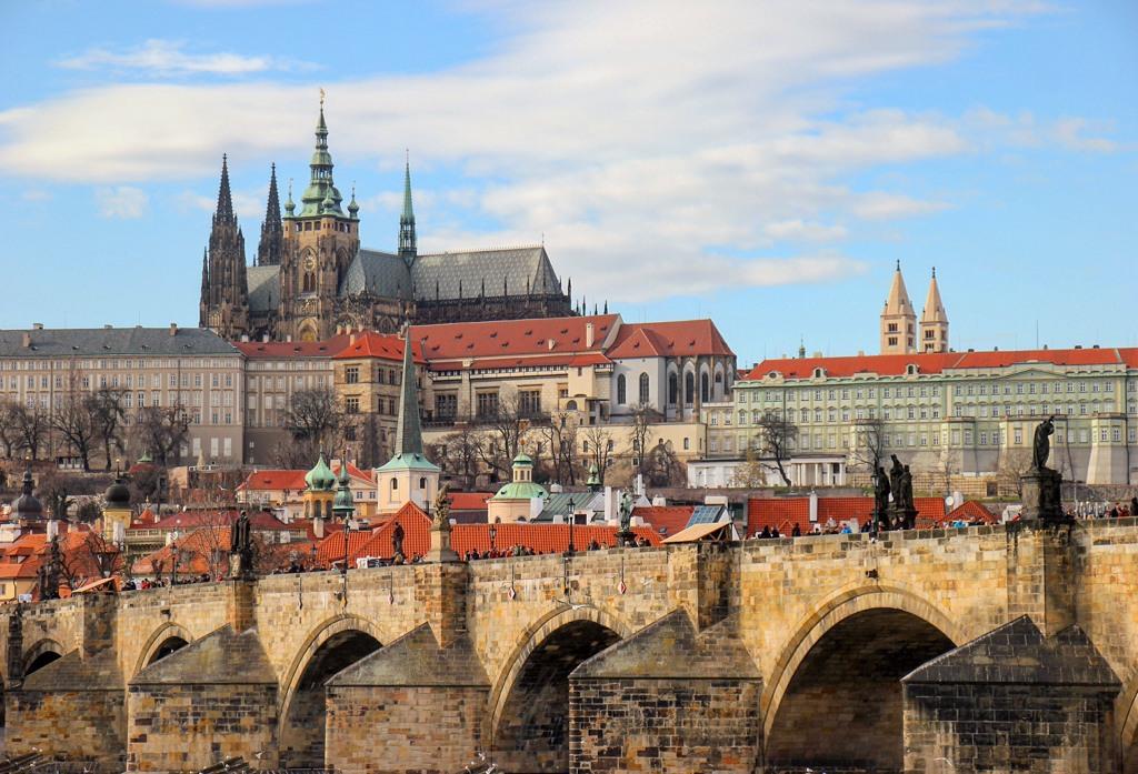 Best Viewpoint of Prague, CZ