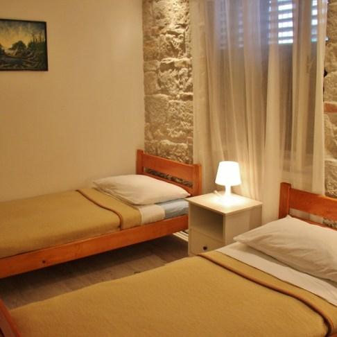Bedroom in Apartment Herc in Split, Croatia