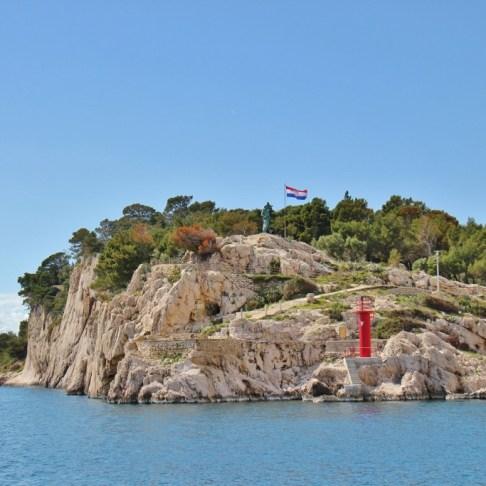 St. Peter's Peninsula, Makarska, Croatia