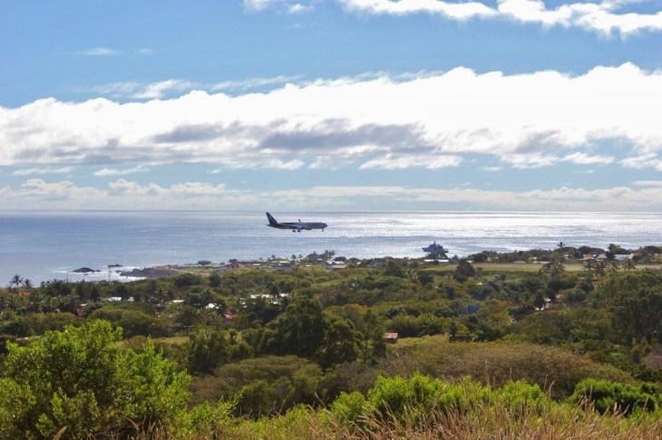 Easter Island flights arrive daily, JetSettingFools.com