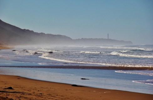 Ocean Waves at Lorne Queenscliff Coastal Reserve and Split Point Lighthouse, Great Ocean Road, Australia, JetSettingFools.com