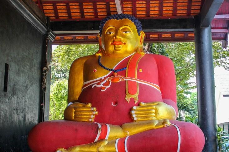 Big Buddha Statue in Chiang Mai, Thailand